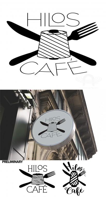 HILOS CAFE LOGO