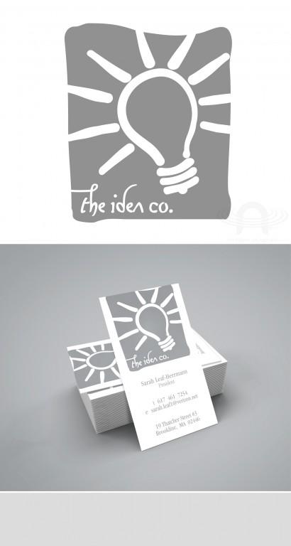 IDEA CO. LOGO AND BUSINESS CARD